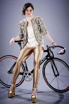 Bicycle bicycle pictures weird crankset chick road biking saved by
