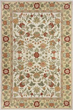 Old World OW-12 Ivory Rug from the Momeni Rugs collection at Modern Area Rugs