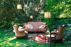 Boho Wedding, Wedding Reception, Festival Friends, Wedding Theme Inspiration, Outdoor Furniture Sets, Outdoor Decor, Porch Swing, Vintage Decor, Wedding Styles
