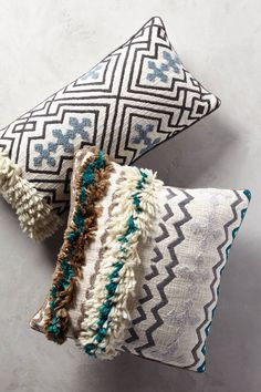 Tufted Ariany Pillow - anthropologie.com