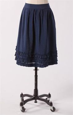 French Flounce Skirt - me like!