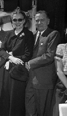 Slim Hawks (Keith) and Leland Hayward (1949-1960)