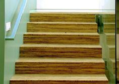 Home Design and Interior Design Gallery of Elegant Stairscase Bamboo Flooring Installation The Effective Pictures We Offer You About bamboo flooring vs hardwood A quality picture can tell you many thi Flooring On Walls, Best Flooring, Installing Bamboo Flooring, Bamboo Plywood, Bamboo Panels, Interior Design Gallery, Bamboo Design, House Design, Flooring Installation
