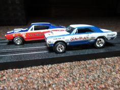 Slot Car Drag Racing, Slot Car Tracks, Race Cars, Race Tracks, Model Cars Kits, Kit Cars, Carrera Slot Cars, Ho Slot Cars, Plastic Model Cars