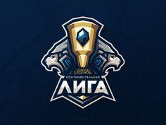 Continental League - League of Legends by Dlanid #Design Popular #Dribbble #shots