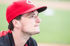 Josh Hutcherson attends the 2015 MLB All-Star Legends and Celebrity Softball Game on July 12, 2015 i