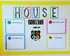 The Engaging Station: Establishing a House System in Your Classroom
