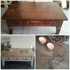 Furniture Makeover - New ideas