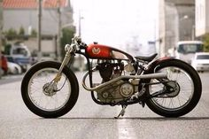 I love it -Pin by Corb Motorcycles