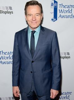 Pin for Later: The Emmy Presenters List Just Got Awesome Bryan Cranston Nominated for the final season of Breaking Bad, Bryan Cranston will also be a presenter.