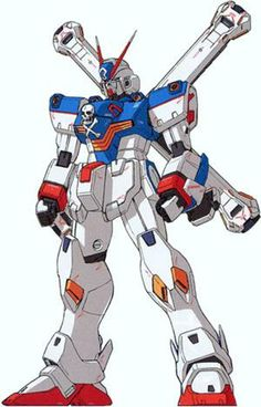 The XM-X3 Crossbone Gundam X-3 is a mobile suit which appears in the manga series Mobile Suit Crossbone Gundam.