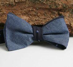 Mini jacquard Bow Tie / General Knot