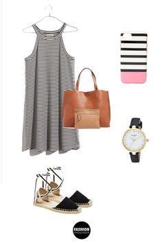 Simple stripe dress is best casual back to school outfits you can wear to first day Source by school outfits leggings School Outfits Tumblr, School Outfits Highschool, Summer School Outfits, Fall Outfits For School, Outfits For Teens, Teens Clothes, Teen Clothing, Clothing Ideas, Casual Clothes