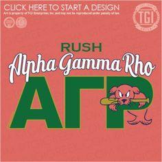 Alpha Gamma Rho   ΑΓΡ   Seadog Rush   Fraternity Recruitment   TGI Greek   Greek Apparel   Custom Apparel   Fraternity Tee Shirts   Fraternity T-shirts   Custom T-Shirts