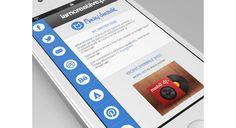 iamcreative.pl mobile Mobile UI Design Inspiration