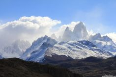 On the other side: the Fitz Roy
