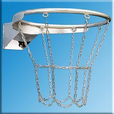 Obręcz do koszykówki ocynkowana Street Basket. Reinforced basketball goal - STREET BASKET Sport, Deporte, Sports