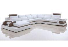 Sofa Dreams Sofa »Berlin«, U Form XXL, Hochwertige Verarbeitung und beste Materialien online kaufen | OTTO Sofa Design, Red Leather Sectional, Couch, Living Room, Furniture, Form, Home Decor, Products, Sofa