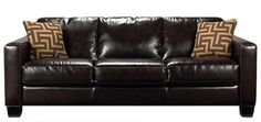 On an older leather lounge suite or sofa cracks will start to appear if the leather is not conditioned regularly. Normal household furniture polish won't conditioner leather, it will only give it a false shine. It's important to regularly clean and condition leather furniture with the correct products to keep them looking good and extend their lifetime. http://www.home-dzine.co.za/Lifestyle/life-crackedleather.htm#