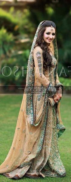 Pakistani costume