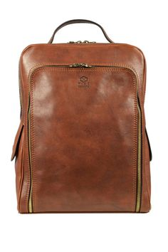 Leather Backpack for Men, Personalized Leather Bag, Leather Rucksack, Laptop backpack, Gift for Him - The Sun Also Rises Rucksack Backpack, Backpack Purse, Laptop Backpack, Travel Backpack, Laptop Case, Leather Backpack For Men, Leather Bag, The Sun Also Rises, Matt Brown