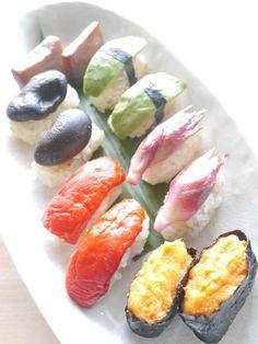 マクロビオティック田舎寿司