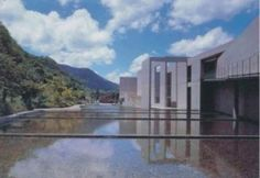 Nariwa Museum. 1992-4. Nariwa-Cho, Okayama, Japan. Tadao Ando