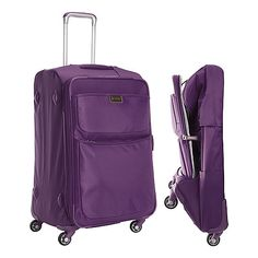 """Contempo Foldable 25"""" Expandable Spinner - on #sale 30% off @ #EBags"""