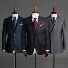 New Mens Vintage Performance Embroidered Jacket Double Breasted Slim Fit Suit E9