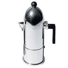 Alessi La Cupola, Espresso Coffee Maker, 6 Cup