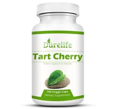 Tart Cherry Extract Supplement 180 Count 1,000 mg per Veggie Capsule By DureLife, It Is NON GMO - GLUTEN FREE And Full Of Antioxidants and Flavonoids, Support Immune System Muscles and Joint Health >>> Click on the image for additional details. (This is an Amazon Affiliate link and I receive a commission for the sales)