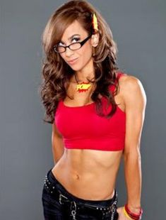 She may be busy as a mother, now in Wrestling was stopped. Wwe Sasha Banks, Aj Lee, Wwe Female Wrestlers, Wrestling Divas, Women's Wrestling, Wwe Girls, Wwe Tna, Wwe Womens, Wwe Superstars