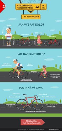 Vyrážíte na cyklovýlet? V prvním díle našeho seriálu se dozvíte, jaké kolo vybrat, jak ho správně nastavit a co byste určitě neměli zapomenout doma.