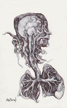 Sistema nervioso en fuga A