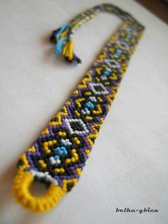 Photo of #40113 by belka_ybica - friendship-bracelets.net