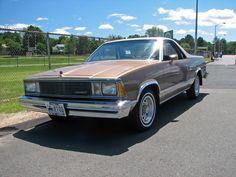1981 Chevy El Camino