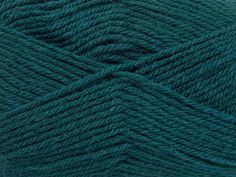Derby Wool ~ Dark Teal Welcome to a world of color! Derby Wool features  both bold and subtle, each with hand-dyed brilliance that makes this DK-weight a Turkish-spun treasure. Enjoy the soft blend of wool and acrylic, and use this yarn to create a coordinated colorwork palette with minimal effort.  8 Balls per bag. Not sold individually. $20.00.   Fiber Content: 80% Superwash Virgin Wool, 20% Acrylic