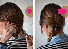 #Tutoriales de peinado inspirados en las Princesas #Disney ¿Cómo hacerse la #coleta de Jasmin? #DIY #hairstyle #peinados