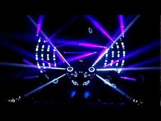 Deadmau5 Live! We saw this set of his live in KC .... O have I been cravin a good dance festival/concert
