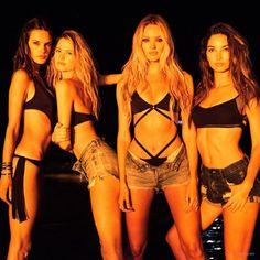 Οι Αγγελοι της Victoria's Secret με τα νέα μικροσκοπικά μπικίνι [εικόνες] | iefimerida.gr