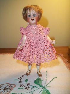 "Sweetest 6"" Kammer & Reinhardt/Halbig Mignonette - Timeless Pieces Antiques #dollshopsunited"