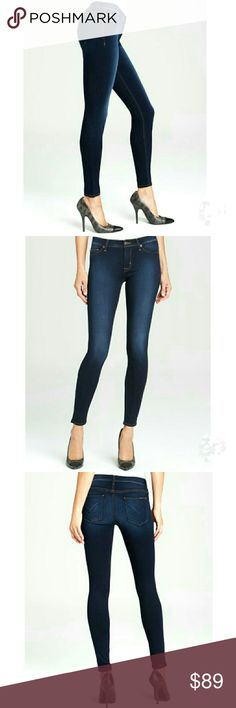 "💕NWT💕HUDSON NICO MID RISE SUPER SKINNY JEANS 💕NWT💕 HUDSON NICO MIDRISE SUPER SKINNYJEANS                                                                                                                                    SZ 25 RN#107906  83% Cotton 15% Polester  2% Elastan 8"" Rise                                                                                                                                         Full Description on 4th Picture Frame Hudson Jeans Jeans Skinny"