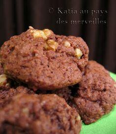 Biscuits au café, au chocolat et aux épices