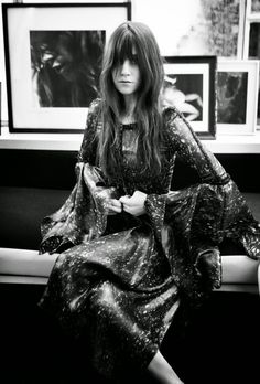 Being Charlotte Gainsbourg