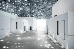 Louvre Abu Dhabi Museum by Jean Nouvel, Abu Dhabi – UAE