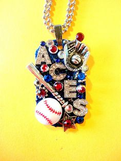 Reno Aces Dog Tag Pendant Number 959 by BradosBling on Etsy, $39.99 ...