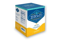 Proof Branding partnered with BRWD Refreshing Energy on comprehensive brand development including logo design, packaging/product design, and website design. Identity Development, Design Development, Brand Packaging, Packaging Design, Web Design, Logo Design, Refreshing Drinks, Sales And Marketing, Marketing Materials