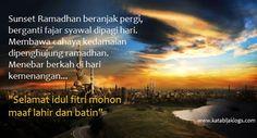 Ucapan Selamat Lebaran & Hari Raya Idul Fitri 1436 H.. http://www.katabijaklogs.com/2015/06/ucapan-selamat-lebaran-hari-raya-idul-fitri.html