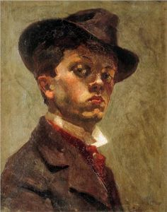 Self Portrait - Raoul Dufy - WikiPaintings.org
