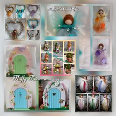An online market event featuring the work of a large group of talented crafters and artists. Clay Fairy House, Fairy Houses, Clay Fairies, Fairy Doors, Needle Felting, Merino Wool, Harvest, Pop, Facebook